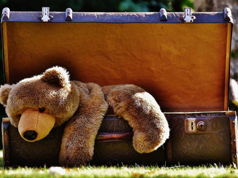 Schowek na kółkach, pufy z pojemnikiem, regały – jakie jeszcze meble do przechowywania dla dzieci?