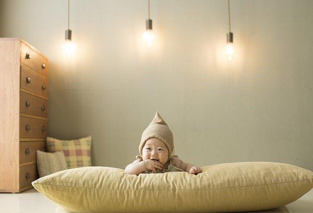 Jak dobrać lampę do pokoju dziecka?