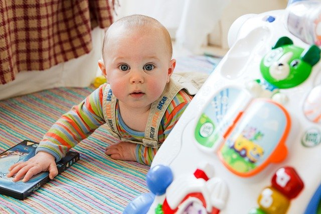 5 zabawek interaktywnych dla dzieci