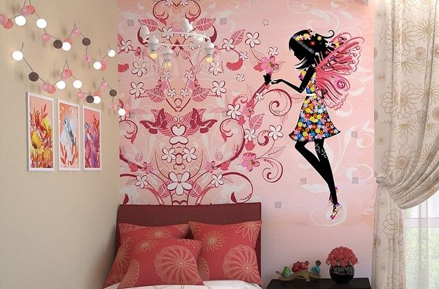 Jak zaaranżować ściany w pokoju dziecięcym? Plakaty, grafiki, naklejki, co jeszcze?
