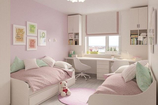Jakie łóżka dla dzieci wybrać kiedy urządzamy pokój dla rodzeństwa?